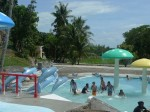 Children's water-park