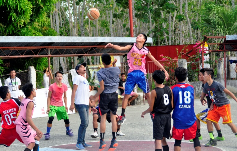 Goducate Holds 1st Sports Camp In A Barangay In Iloilo